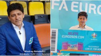 """BATAIE pe bilete la EURO 2020! AMR pana pe 12 iulie, iar cererea este uriasa: """"Interes mai ridicat decat in 2016!"""""""