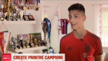 Singurul roman de la Bayern il cheama pe Ianis langa el! Germania vrea sa-l ia la nationala, dar alegerea pustiului a fost simpla dupa ce s-a uitat la semifinala Romaniei de la EURO