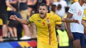 """Puscas, asaltat de oferte dupa Euro! """"Ar fi foarte tare sa joc cu Radu in aceeasi echipa!"""""""