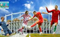Ronaldo, Griezmann, Modric sau Hazard pe National Arena!!! Ce super echipe pot veni la Euro in Romania