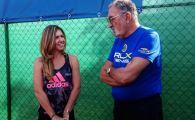 WIMBLEDON 2019: Simona Halep, despre colaborarea cu Ion Tiriac! Ce i-a spus miliardarul dupa victoria cu Buzarnescu