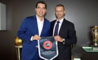 Planul UEFA, sansa Romaniei: 16 locuri in plus in grupele Champions League?! Calificarea in sferturi garanteaza prezenta in grupe in urmatorul sezon