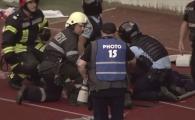 U Cluj, amenda uriasa si 4 meciuri fara spectatori, dupa incidentul grav de la barajul pentru promovare