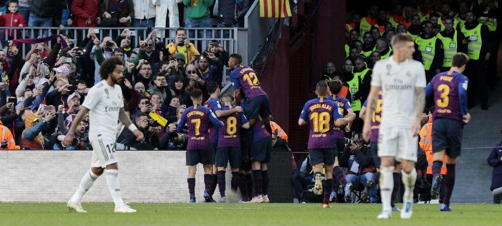 Barca - Real pe 27 octombrie! Super meci in prima etapa din Spania! AICI ai datele cheie din La Liga