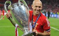S-a retras Olandezul Zburator! Robben a decis sa agate ghetele in cui la 35 de ani, dupa ce a incheiat contractul cu Bayern! Cifrele unei cariere impresionante