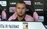 ULTIMA ORA | Echipa lui Puscas, retrogradata din Serie B! Palermo va juca in liga a 4-a
