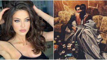 Cristina ICH, aparitie BOMBA cu un actor de la Hollywood! Imagini cu iubita lui Piti Jr. FOTO