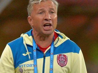 """Pierderea grea pentru Petrescu inaintea sezonului in care vrea sa atace grupele UCL: un titular a plecat! """"Ma nemultumeste asta, trebuie un inlocuitor"""""""