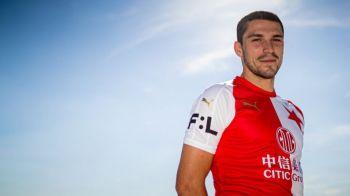 "Stanciu a revenit in Europa: ""Speram sa se faca transferul, stiam ca Slavia ma vrea!"" Ce spune despre experienta din zona araba: ""Nu pot sa spun ca a fost o greseala!"""