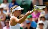 """Wozniacki si-a iesit din minti dupa eliminarea de la Wimbledon! """"Hawk-eye? Ridicol! Nebunesc!"""" Ce a putut spune daneza la conferinta de presa"""
