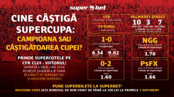 (P) PUNE SUPERBILETE PE SUPERCUPA ROMANIEI!