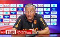 """Petrescu, NERVOS cu o zi inainte de startul noului sezon: """"Bag jucatorul U21 si il scot in minutul, e bine asa?"""""""
