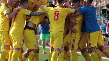 """E aproape de lovitura carierei! """"Antrenorul m-a urmarit"""" Unde poate ajunge unul dintre pustii lui Radoi dupa ce Romania a impresionat la EURO U21"""
