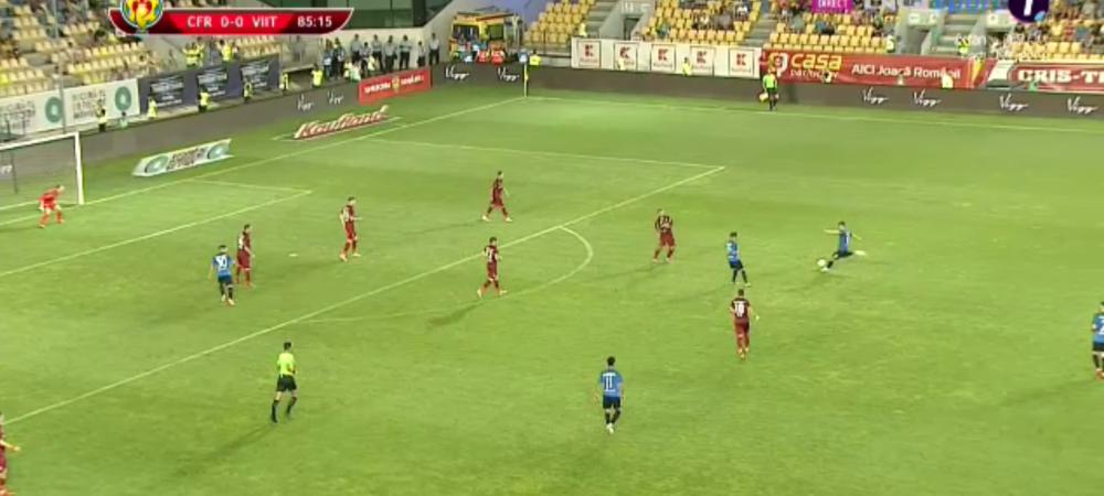 SUPERCUPA ROMANIEI: VIITORUL 1-0 CFR | GOOOL FANTASTIC ARTEAN! A dat un gol FABULOS, apoi a inceput sa PLANGA pe teren!!! AICI toate fazele