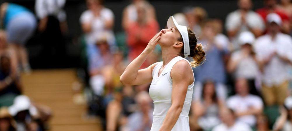 """""""Simona Halep are ce ii trebuie pentru a castiga la Wimbledon!"""" Declaratie superba a unei campioane de Grand Slam: sfat pretios pentru romanca"""