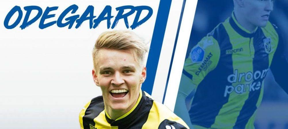 Destinatie SURPRIZA pentru pustiul magic Odegaard! Unde l-a trimis Real Madrid: totul e oficial