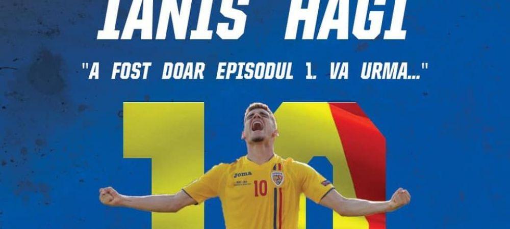 Prima reactie OFICIALA de la Viitorul dupa anuntul ca Ianis Hagi s-a inteles cu Spartak Moscova
