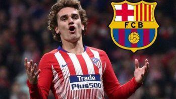 SOC URIAS in relatia lui Griezmann cu Atletico: NU SE PREZINTA la antrenamente! Anuntul momentului in Spania