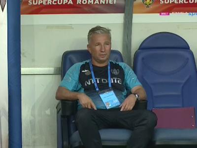"""Nu stiu ce-o sa inventez. Nu am timp sa mai lucrez nimic. Astana e mult mai buna ca noi!"" Petrescu, in depresie dupa ce a pierdut Supercupa"