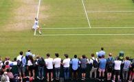 "Wimbledon 2019   E in TOP 10 ATP si s-a dat in spectacol pe teren! ""Englezi nenorociti, sper ca o bomba sa explodeze aici!"" Comportament incredibil pe iarba de la Wimbledon"