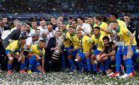 Brazilia, noua regina a Americii de Sud! Brazilienii au castigat pentru a noua oara Copa America: in 5 cazuri a fost tara gazda
