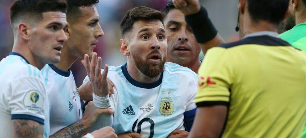 """SUSPENDARE RECORD pentru Messi? Starul Argentinei ar putea fi """"RETRAS"""" din nationala de regulament dupa ultimele declaratii"""