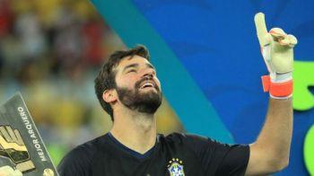Alisson a intrat in istorie dupa Copa America!Niciun portar NU a mai reusit asta! Performanta incredibila pentru brazilian
