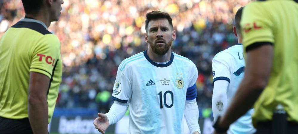 SOC TOTAL! Leo Messi vrea sa mute Argentina in Europa! Sud-americanii au cerut sa joace in Nations League