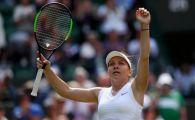 SIMONA HALEP - SHUAI ZHANG, in sferturi la Wimbledon 2019! Chinezoaica o conduce pe Simona cu 2-1 la intalnirile directe