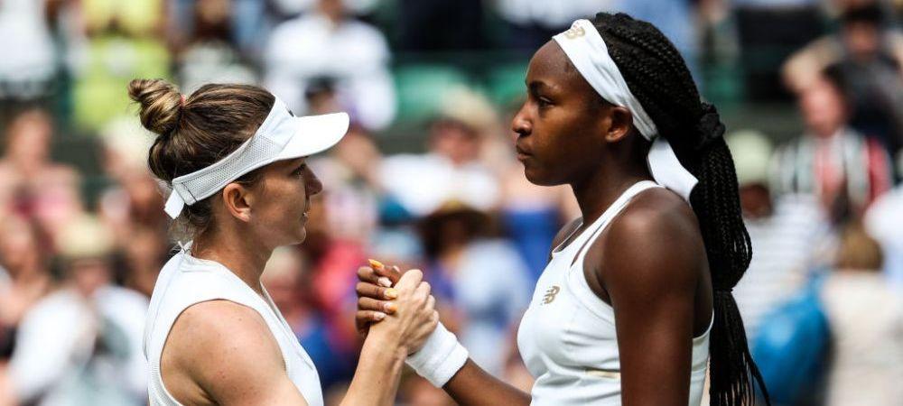 """WIMBLEDON 2019: Serena Williams a reactionat dupa ce Simona Halep a invins-o pe Cori Gauff! """"Cu siguranta se va intampla asta"""" Ce a spus despre compatrioata ei"""