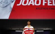 OFICIAL | Atletico si-a prezentat perla de 126 de MILIOANE de euro! Ce a spus despre Cristiano Ronaldo