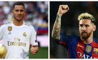 Messi = Eden Hazard in topul valorii! Cele doua staruri de la Barcelona si Real Madrid au aceeasi cota de piata, in timp ce PSG are cei mai valorosi fotbalisti ai planetei