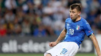 Inter e aproape sa faca cel mai scump transfer din istoria clubului! Oferta de 45 de MILIOANE de euro pentru un star din nationala U21 a Italiei