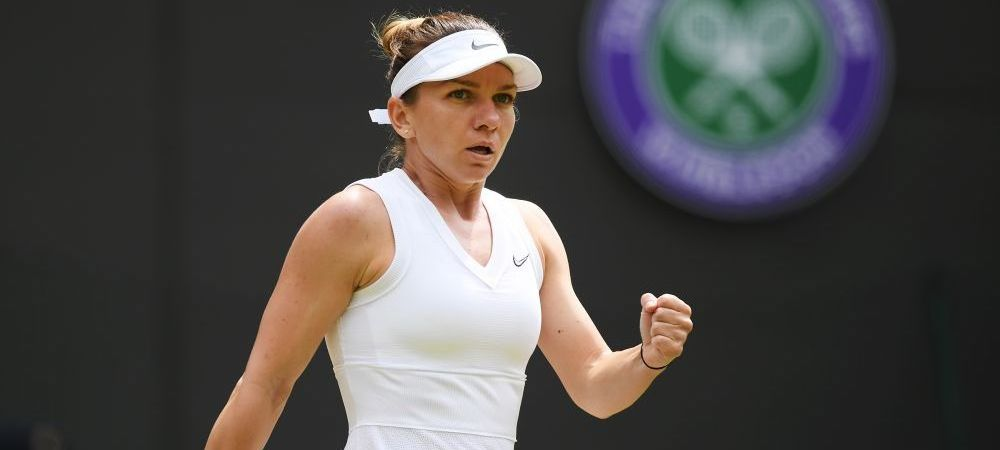 """SIMONA HALEP - SHUAI ZHANG: Veste uriasa inainte de sfertul Wimbledon: """"Sunt mai puternica decat la Roland Garros!"""" Anuntul facut de Simona"""