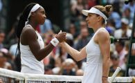 "Decizia luata de Cori Gauff dupa LECTIA primita de la Simona Halep la Wimbledon: ""Trebuie sa ma antrenez!"""