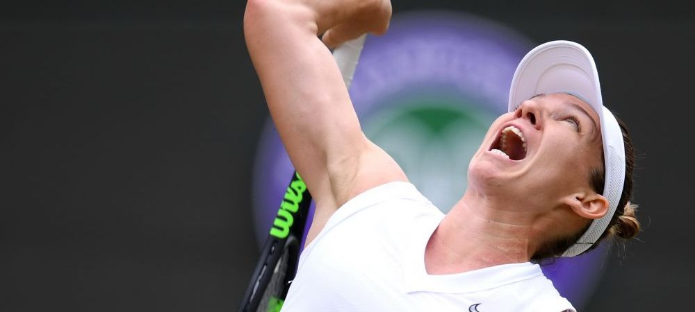 SIMONA HALEP, set FABULOS contra chinezoaicei Shuai Zhang. Cea mai tare revenire de la Wimbledon