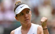 """""""E anul Simonei Halep la Wimbledon?"""" Organizatorii impresionati de meciul cu Zhang. Ce a scris site-ul turneului"""