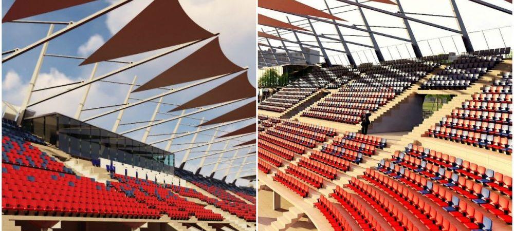 "Chindia Targoviste isi face stadion nou: ""E un moment istoric pentru oras"" Cum va arata arena. Galerie FOTO"