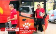 FCSB - Milsami, joi 21:30 PRO TV | Moldovenii au venit cu autocarul la Giurgiu! Cel mai bun vorbitor de romana a fost trimis la interviu