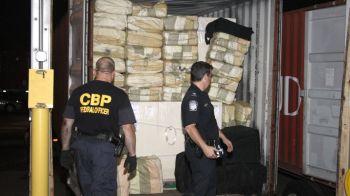 Cea mai mare captura din istorie. E incredibil unde au gasit cocaina in valoare de 1,3 miliarde dolari