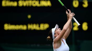 """Simona Halep uraste iarba, dar s-a calificat in finala la Wimbledon!"" Reactii dupa victoria IMPRESIONANTA cu Elina Svitolina"