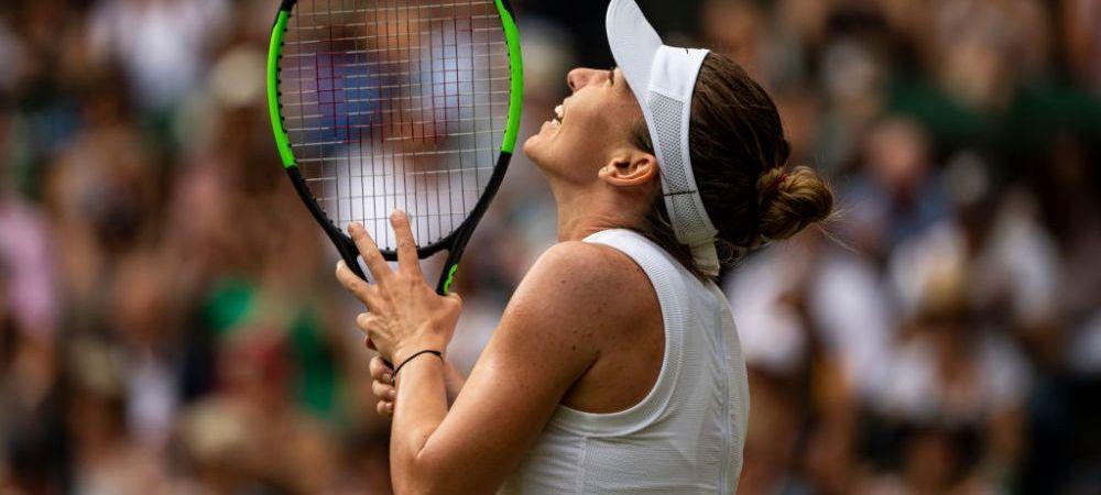 SIMONA HALEP IN FINALA LA WIMBLEDON | Salt URIAS in clasamentul WTA! Simona Halep urca spectaculos indiferent de rezultatul din finala