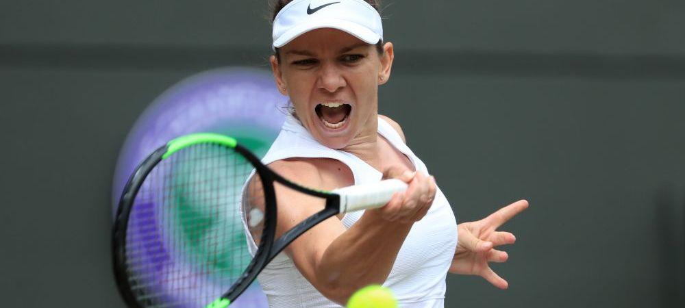 "SIMONA HALEP, WIMBLEDON: Ilie Nastase pariaza pe Simona intr-o finala cu Serena Williams: ""E invers fata de alti ani!"""