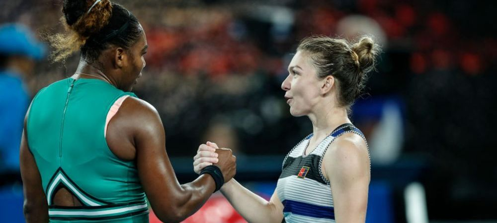 SIMONA HALEP - SERENA WILLIAMS, FINALA WIMBLEDON 2019 | Serena Williams, SCOR ZDROBITOR la intalniri directe cu Halep! Simona n-a mai castigat din 2015!