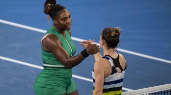 "Serena Williams a pus tinta pe Simona Halep: ""A jucat incredibil azi!"" Prima reactie dupa calificarea in finala la Wimbledon"