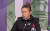 """""""Am invatat ca am o sansa! Acum e sansa mea!"""" Simona Halep, despre duelul cu Serena Williams din finala de la Wimbledon: """"Am cateva lucruri de imbunatatit!"""""""