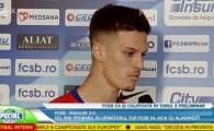 FCSB - Milsami 2-0 | Dennis Man a dat detalii despre accidentarea care l-a scos de pe teren! Ce spune despre returul din Moldova
