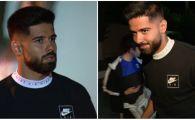 """""""Pai sunt deja aici!"""" :) Ionut Vina i-a surprins pe suporterii FCSB dupa meciul cu Milsami. VIDEO"""