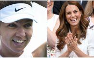 "Simona Halep a invitat-o pe Kate Middleton la finala de la Wimbledon cu Serena Williams: ""Sper sa ma sustina, o plac mult!"""
