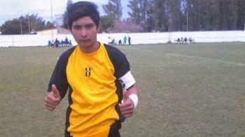 """Caz SOCANT in fotbalul mondial! Un portar de 17 ani a murit dupa ce a aparat un penalty! Atentie, informatii cu puternic impact emotional: """"S-a ridicat sa se bucure si a murit imediat!"""""""